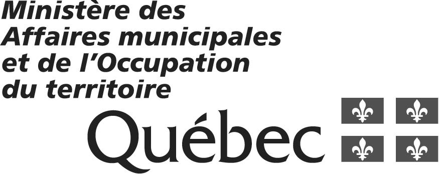 Ministère des Affaires municipales et de l'Occupation du territoire Québec
