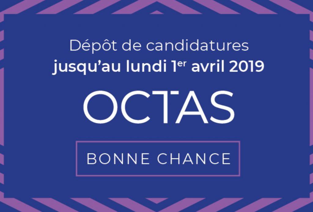Prix Technopolys au Concours des Octas 2019